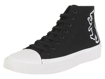Hugo Boss Men's Zero High-Top Bear Sneakers Shoes