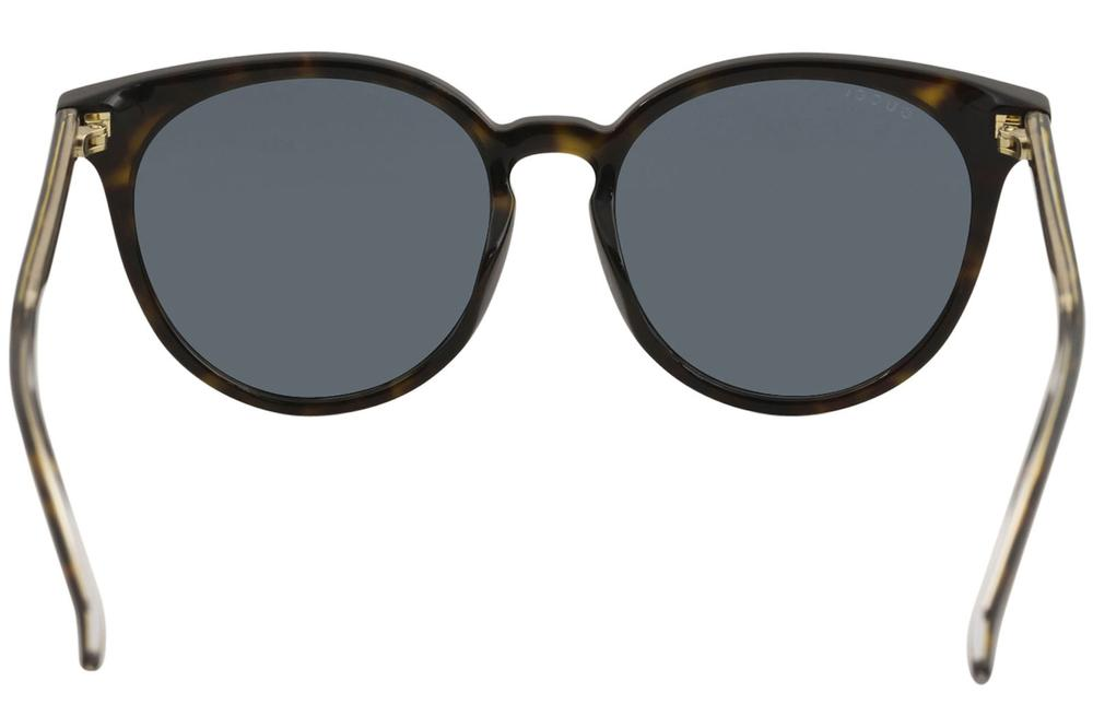 98d8a283a50 Gucci Women s Opulent Luxury GG0195SK GG 0195 SK Fashion Round Sunglasses  by Gucci