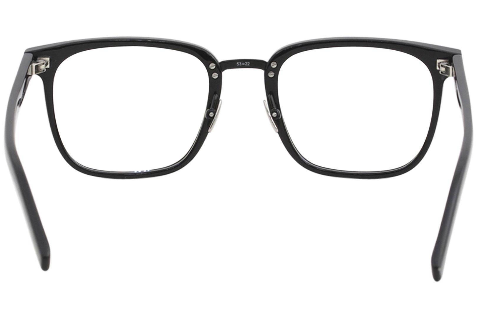 f70edc1e6b3 Saint Laurent Men s Eyeglasses SL222 SL 222 Full Rim Optical Frame by Saint  Laurent. 12345