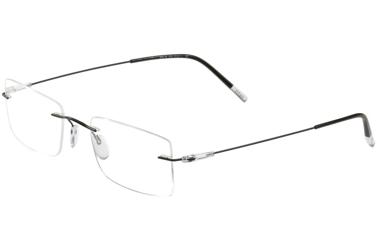79f4767834681d Silhouette Eyeglasses Dynamics Colorwave Chassis 5500 Rimless ...