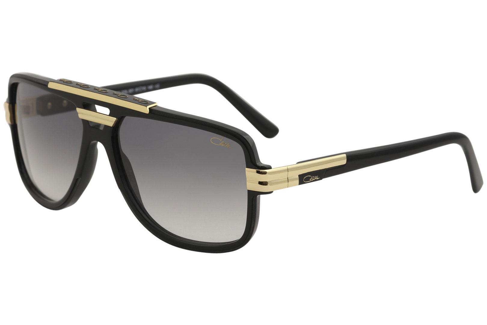 68da974accc Cazal Legends Men s 8037 Retro Pilot Sunglasses