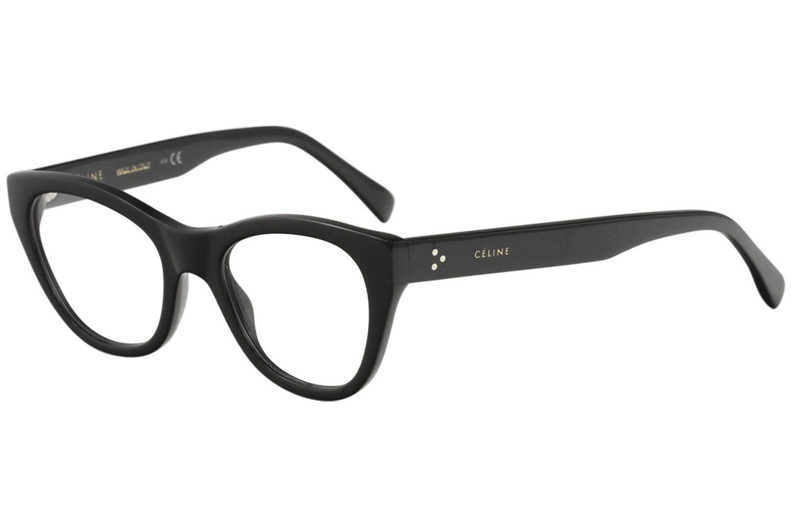9f509dfb3ed Celine Women s Eyeglasses CL50005I CL 50005 I Full Rim Optical Frame by  Celine. Touch to zoom