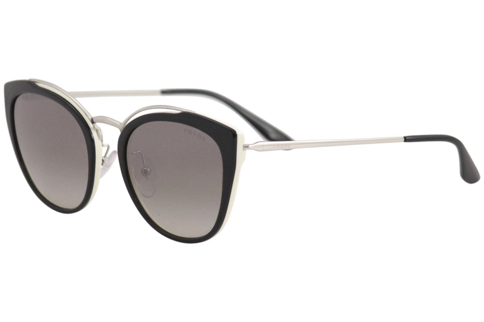 e9a03bdd140 Prada Women s SPR20U SPR 20 U Fashion Cat Eye Sunglasses