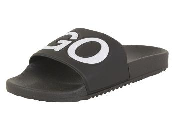 Hugo Boss Men's Timeout Logo Slides Sandals Shoes