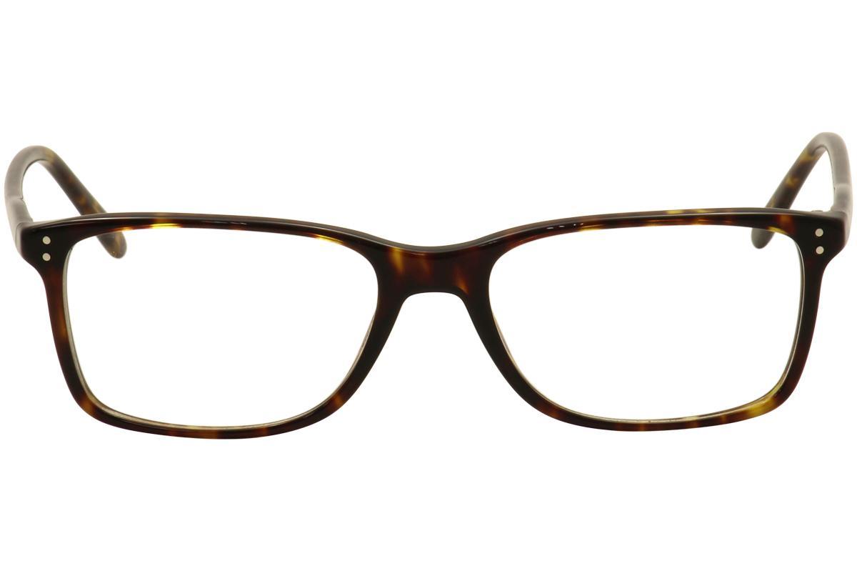 05fa1579a75a Polo Ralph Lauren Men's Eyeglasses PH2155 PH/2155 Full Rim Optical ...