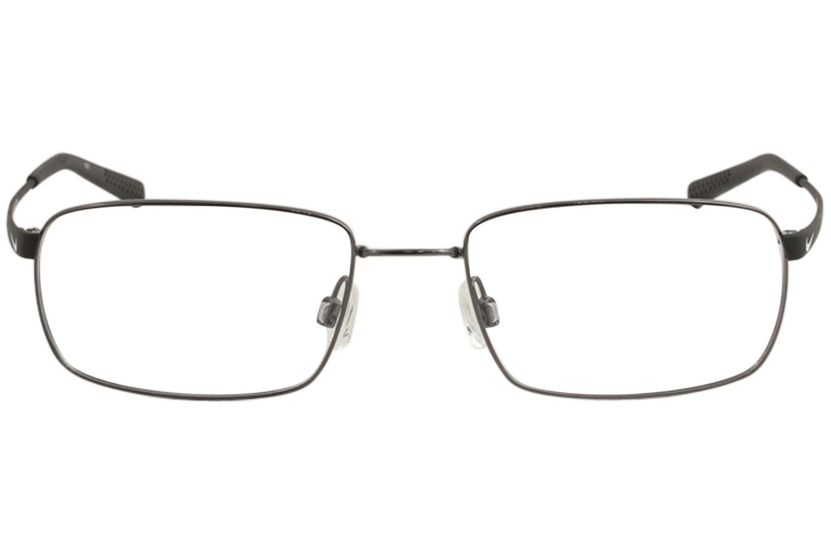 db6d1f1add Nike Men s Eyeglasses 4194 Full Rim Flexon Optical Frame by Nike. 12345