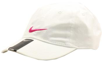 Nike Toddler Girl's Embroidered Swoosh Baseball Cap Sz: 2/4T