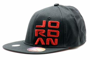 Nike Jordan Boy's Embroidered Jordan Logo Fitted Baseball Cap Sz 8/20