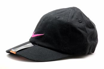Nike Girl's Embroidered Swoosh Logo Baseball Cap Sz 4/6X