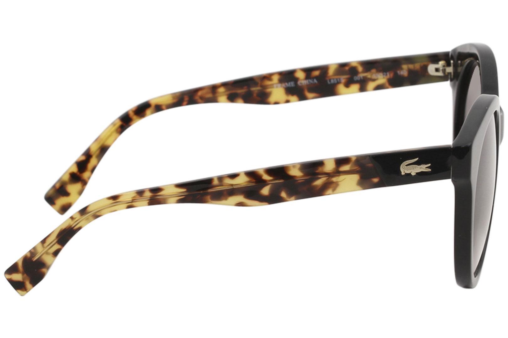 6a976f385a Lacoste Women s L851S L 851 S Fashion Round Sunglasses