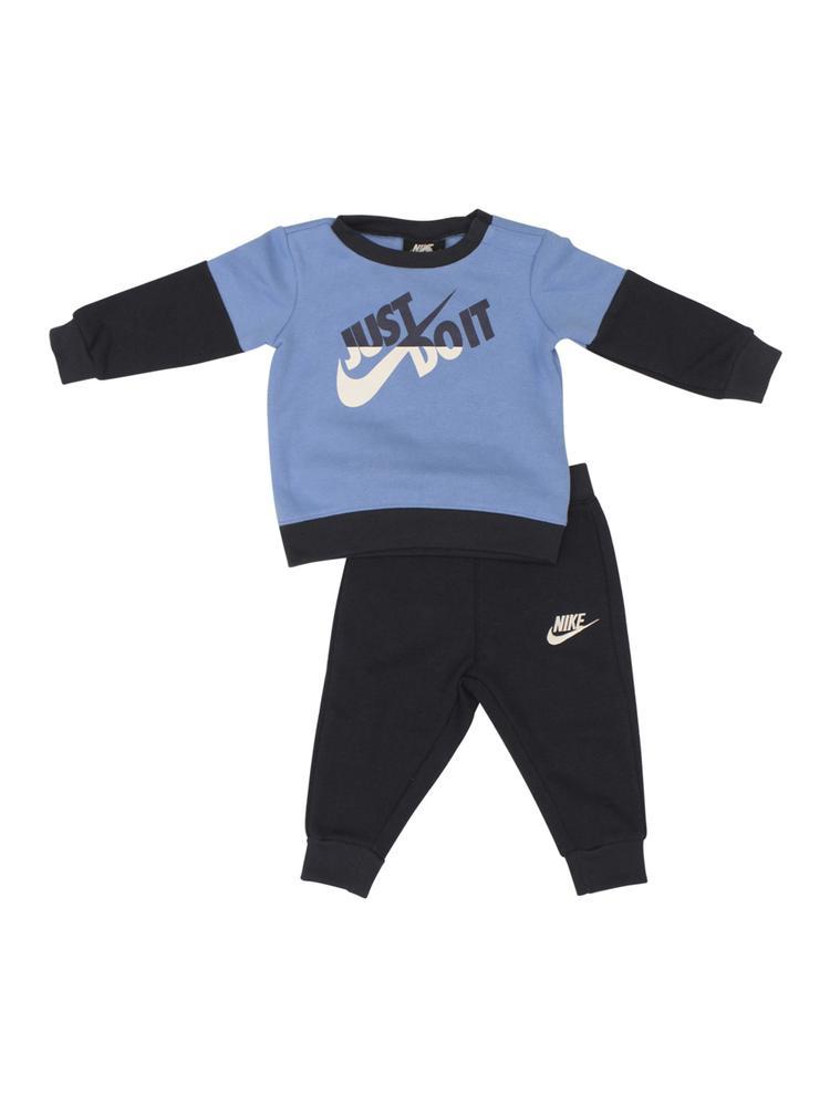 8ec158824 Nike Infant/Toddler Boy's 2-Piece Split Just Do It Sweatshirt ...
