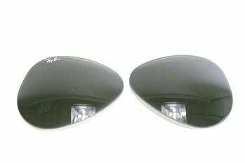 03323a01125 Ray Ban Aviator RB3025 3025 RB3026 3026 Sunglasses Genuine Replacement  Lenses by Ray Ban