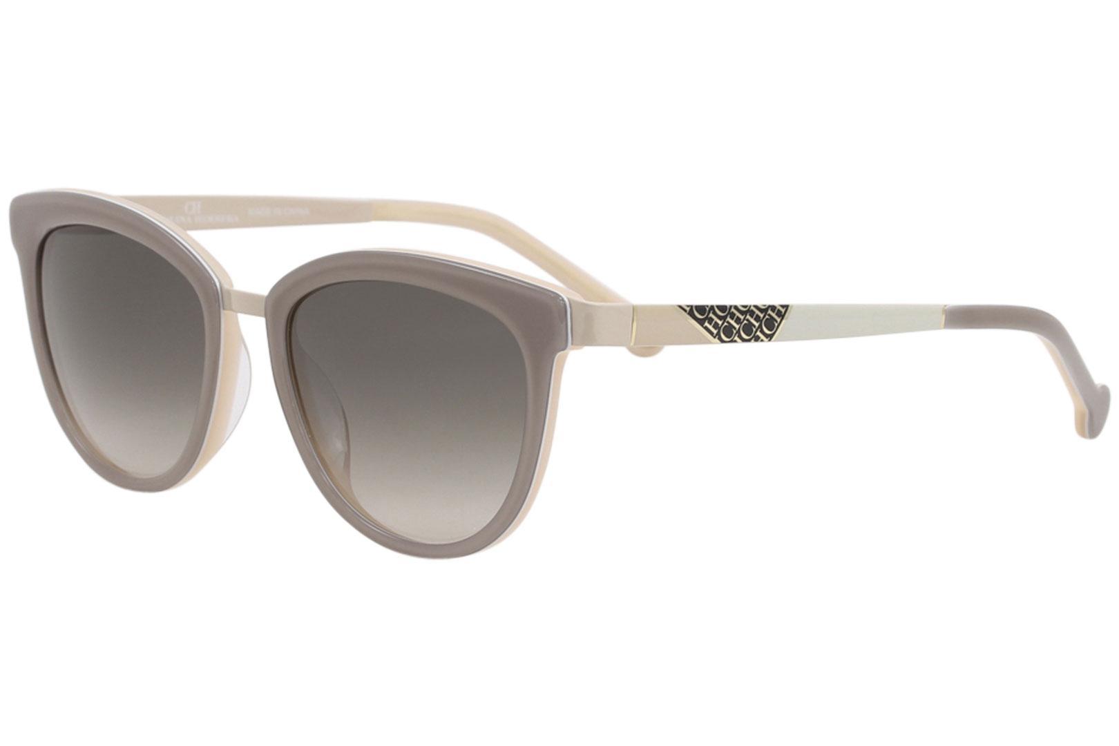 acccdb17f97b8 CH Carolina Herrera Women s SHE748 SHE 748 Fashion Square Sunglasses