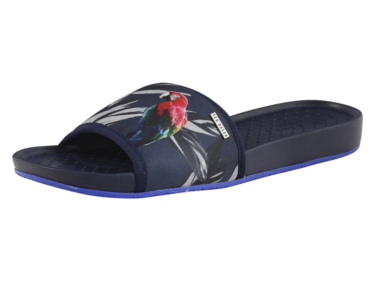 d1e4029592b2 Ted Baker Men s Sauldi Slides Sandals Shoes