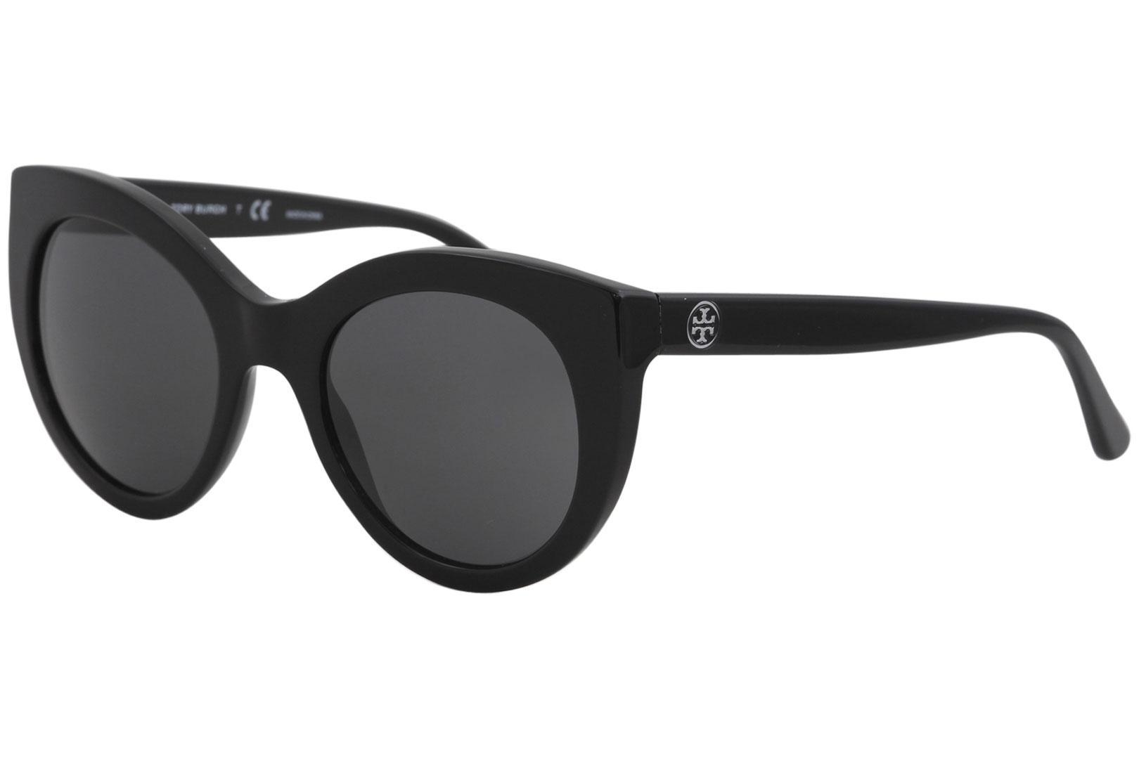 e65e7089d495 Tory Burch Women's TY7115 TY/7115 Fashion Cat Eye Sunglasses