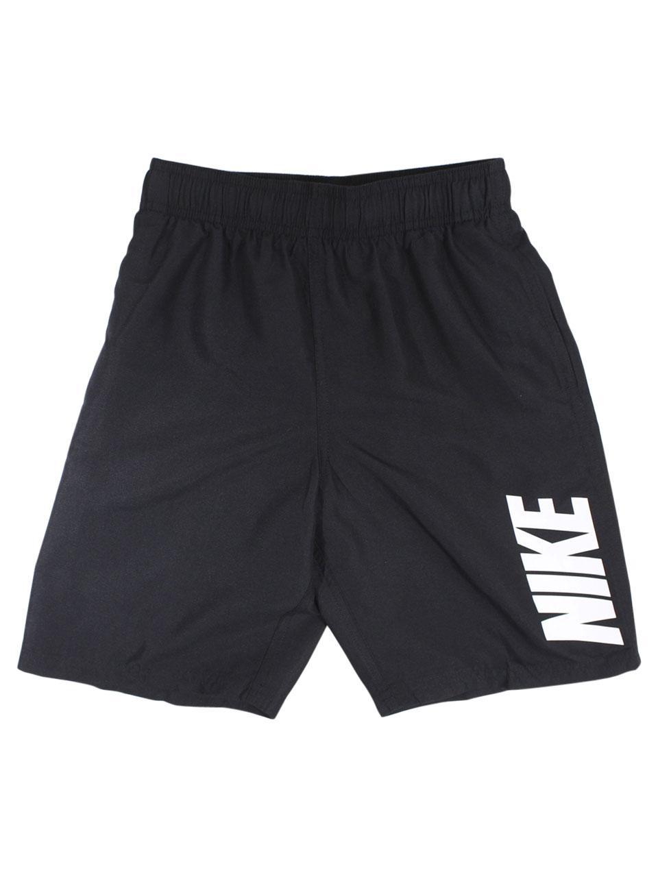 Nike Big Boy's 8-Inch Volley Shorts Trunks Swimwear