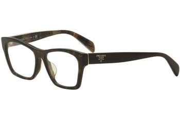 Prada Women's Eyeglasses VPR22SF VPR/22SF Full Rim Optical Frame
