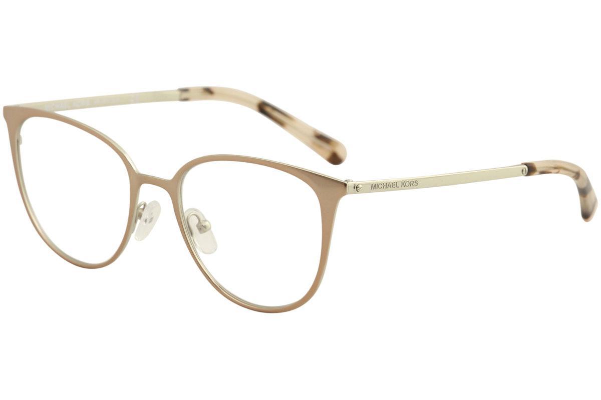d766e032a17a Michael Kors Women's Eyeglasses Lil MK3017 MK/3017 Full Rim Optical Frame