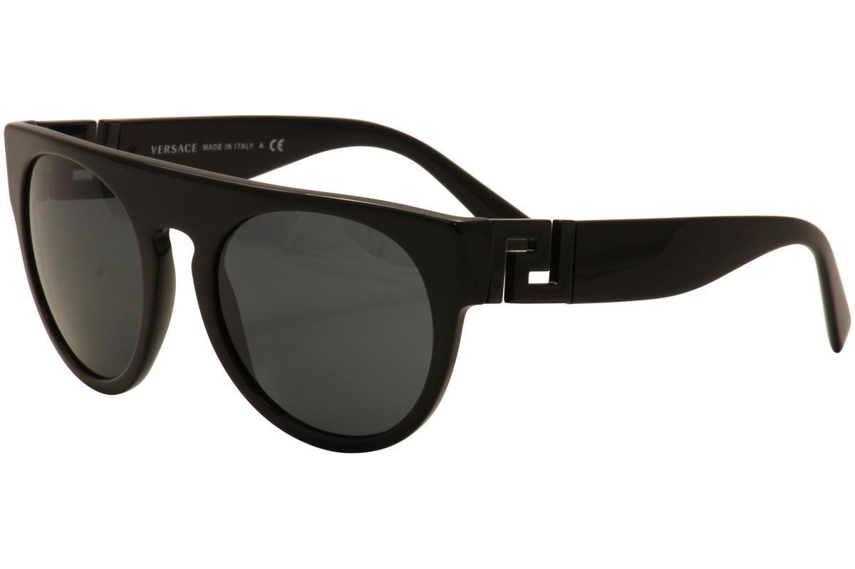 c7fc21f0c8796 Versace Men s VE4333 VE 4333 Fashion Sunglasses