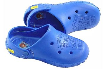 Go Diego Go! Blue Clogs Sandals Shoes UPC: