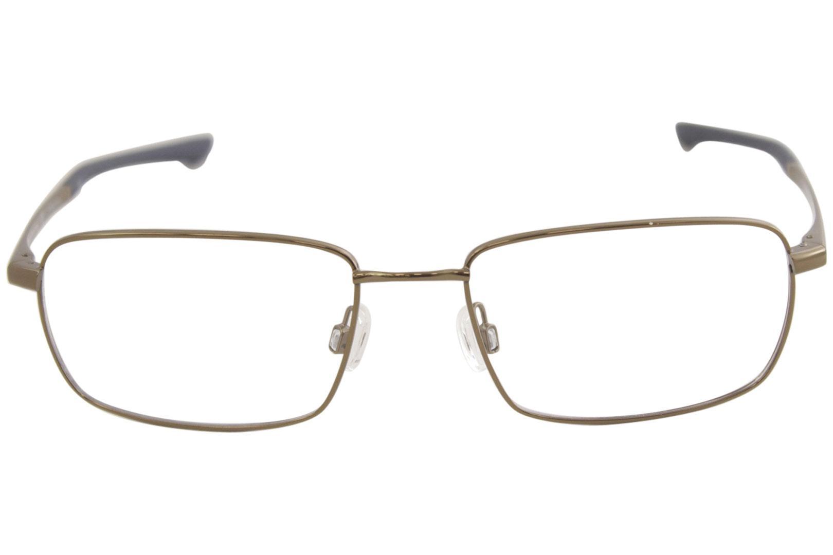 f3941b517ac9 Nike Men's Eyeglasses 4294 Full Rim Flexon Optical Frame