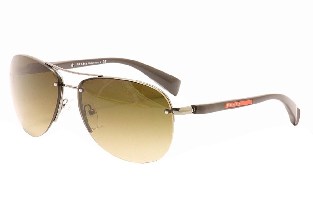 Prada Sport SPS56M SPS 56M Aviator Sunglasses 62MM