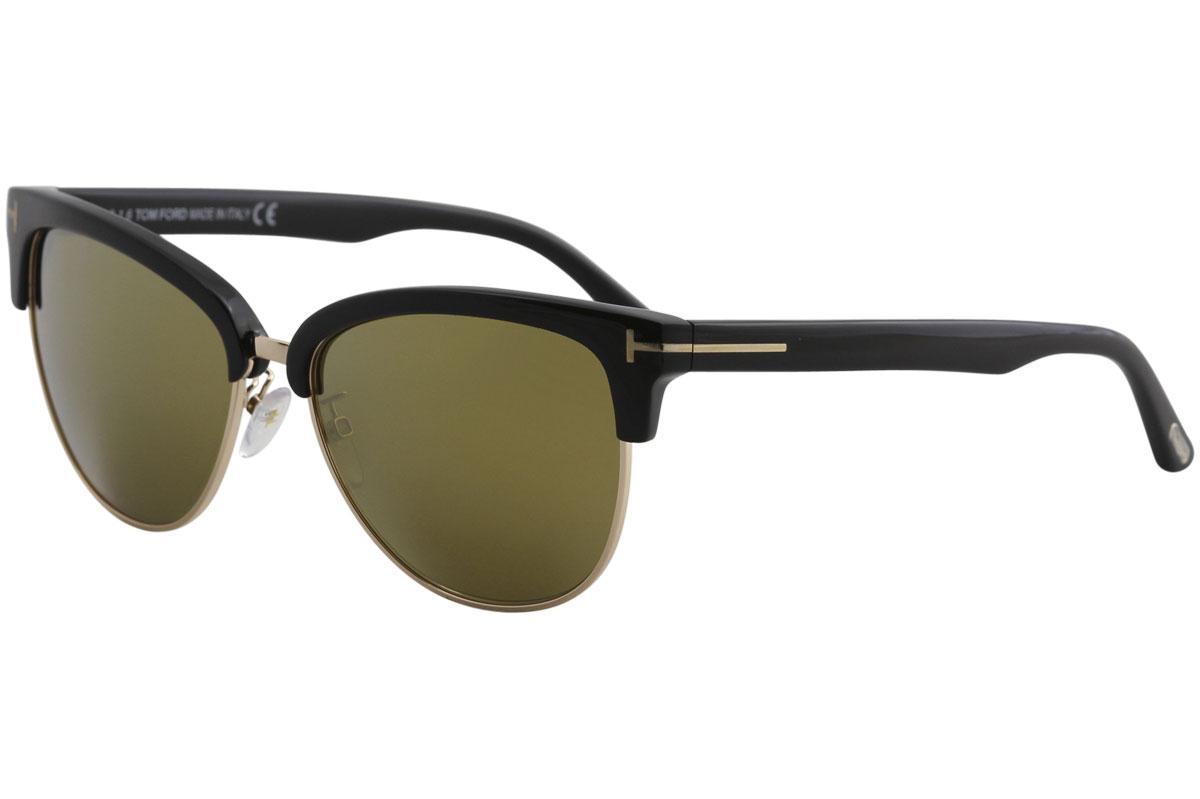 d4f1a6363b4 Tom Ford Women s Fany TF368 TF 368 Fashion Round Sunglasses