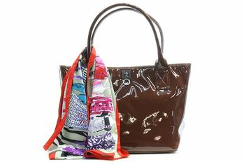 Love Moschino Women's Tote With Scarf Handbag
