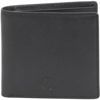 2839515947 Giorgio Armani Men's Portafoglio Classico Genuine Leather Bi-Fold Wallet