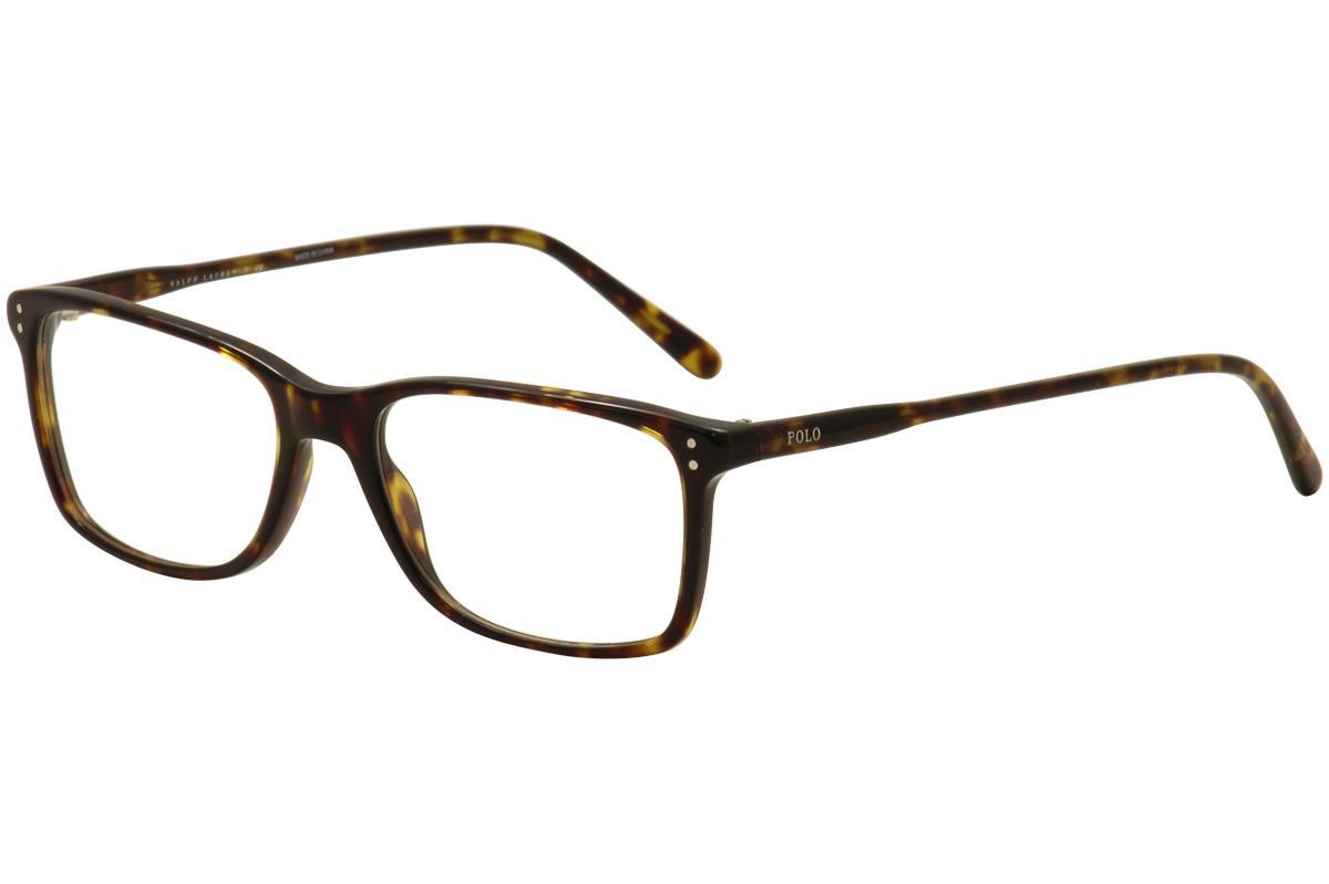 Polo Ralph Lauren Men\'s Eyeglasses PH2155 PH/2155 Full Rim Optical ...