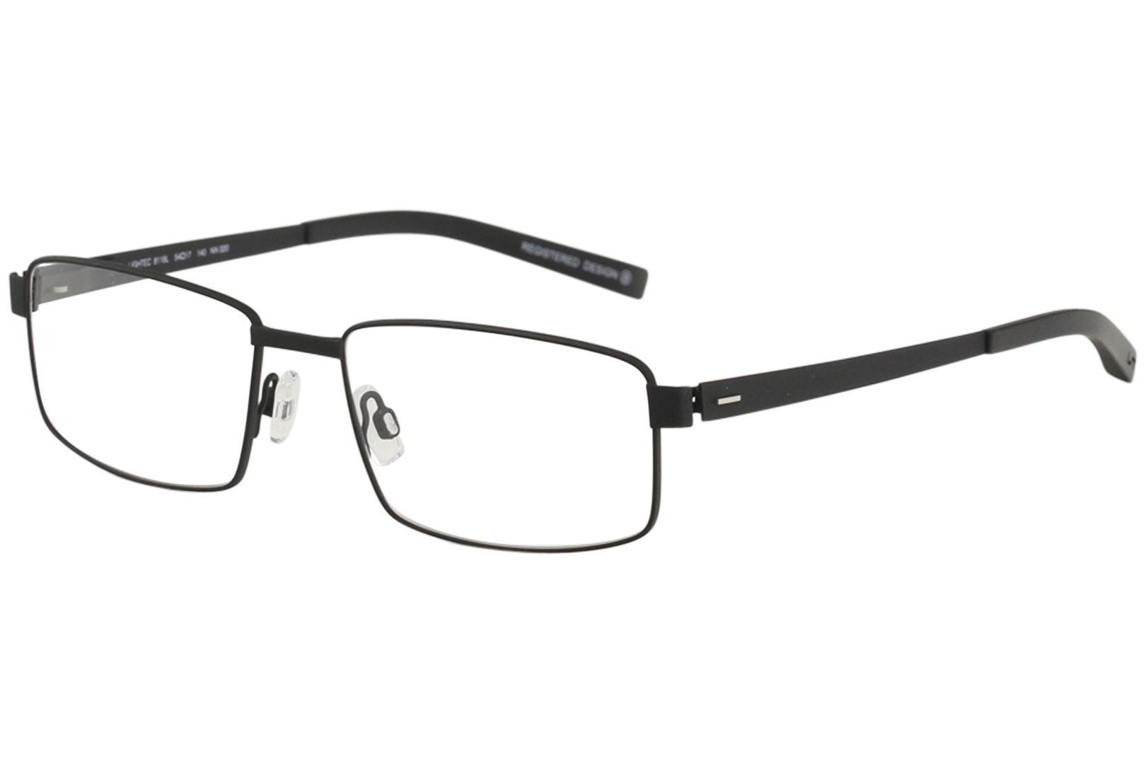 caabc2a99511 Morel Men s Eyeglasses Lightec 8188L 8188 L Full Rim Optical Frame