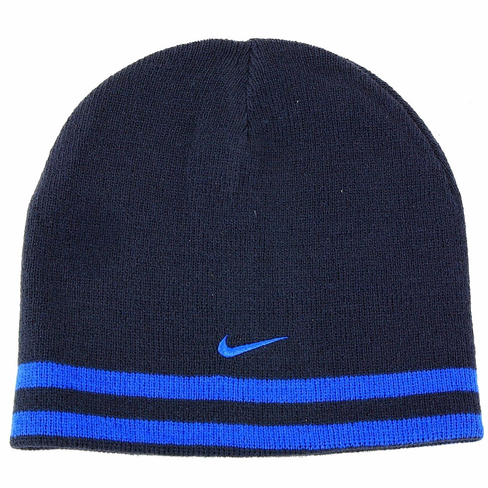 c20b59b6 Nike Boy's Knit Reversible Winter Beanie Hat