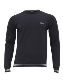 Hugo Boss Men's Rimex-S19 Long Sleeve Crew Neck Sweater Shirt