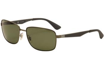 Ray Ban Men's RB3529 RB/3529 RayBan Fashion Sunglasses