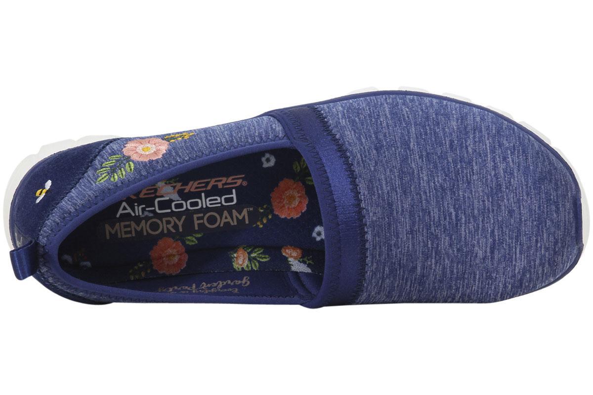 89a076c57a7a Skechers Women s EZ-Flex-3.0 Sweet Garden Memory Foam Loafers Shoes by  Skechers. 1234567