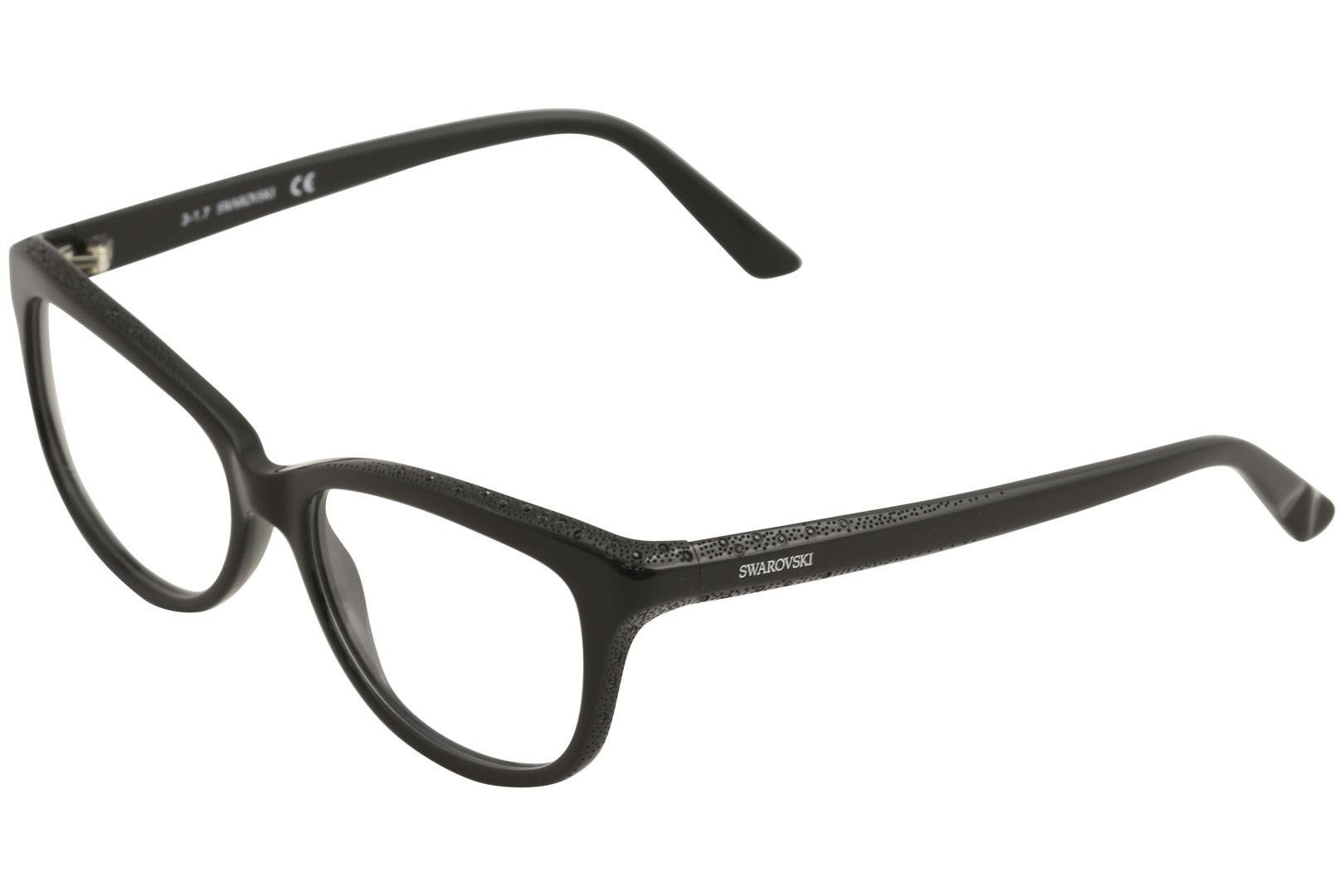 Daniel Swarovski Women S Eyeglasses Dame Sw5100 Sw 5100