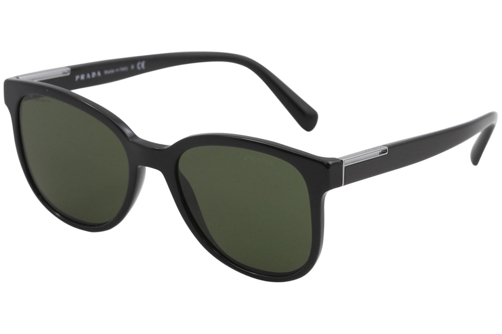 Prada Men's SPR08U SPR/08U Fashion Square Sunglasses