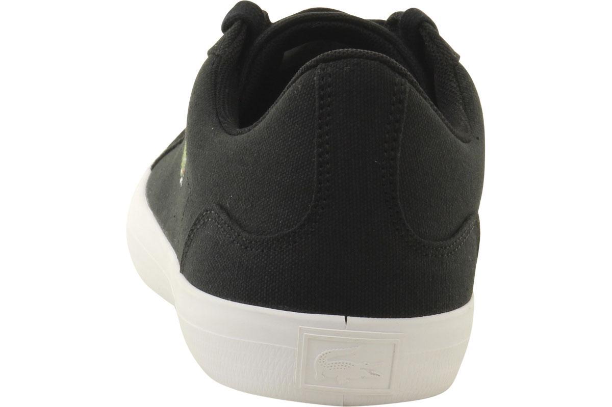 885c9f6c6 Lacoste Men s Lerond-BL-2 Canvas Sneakers Shoes by Lacoste