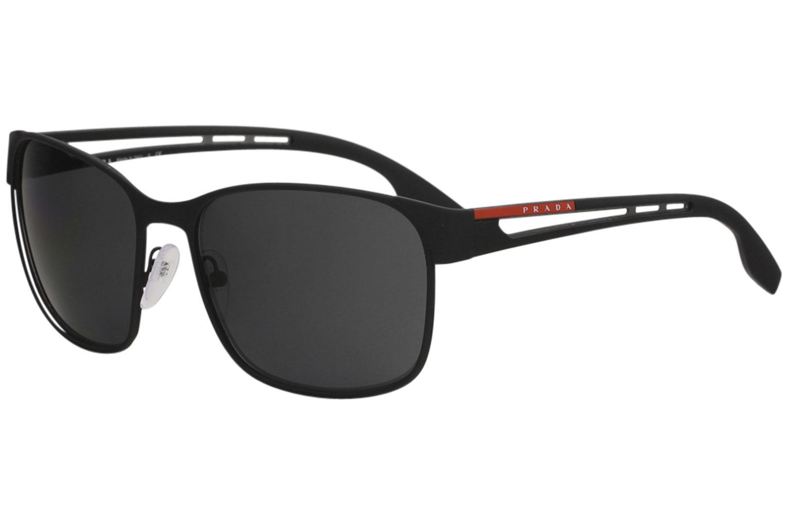 Prada Linea Rossa Men's SPS52T SPS/52T Fashion Square Sunglasses