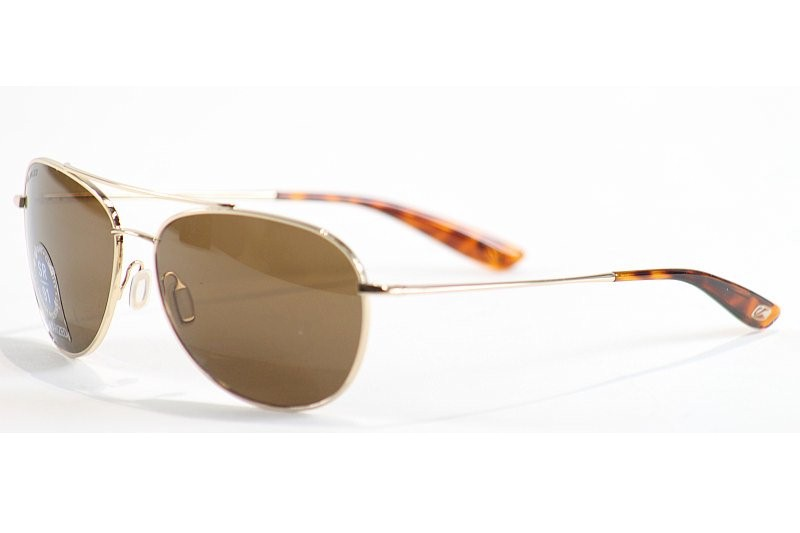 Image of Kaenon Driver Pilot Polarized Sunglasses 60mm - Brown - 60 16 139mm