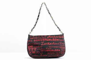 Love Moschino Women's Logo Shoulder Satchel Handbag  UPC: