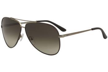 df524bdc08e Salvatore Ferragamo Women s 131S 131 S Fashion Pilot Sunglasses by Salvatore  Ferragamo