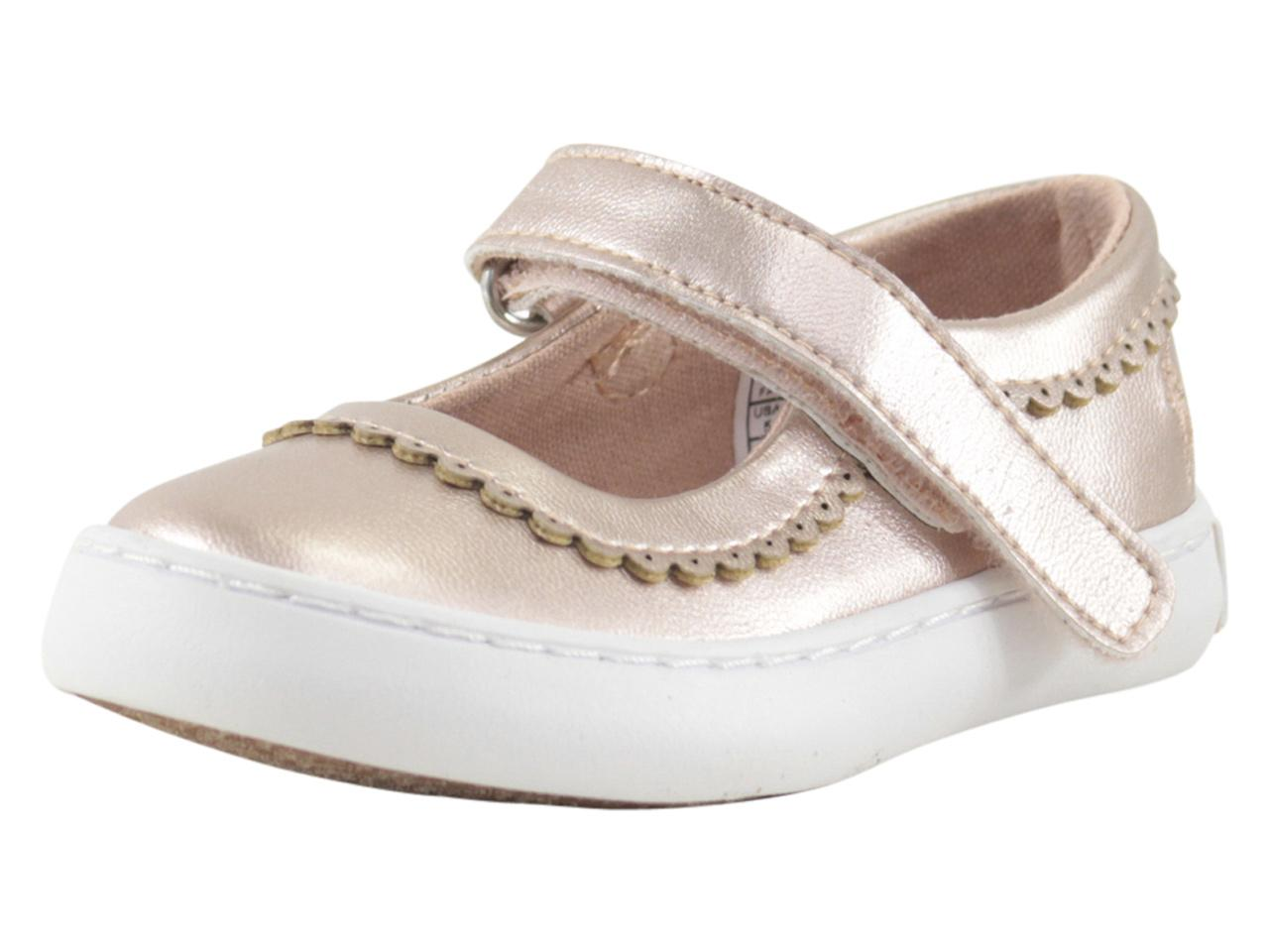2146066fc Polo Ralph Lauren Toddler Girl's Pella-II Mary Janes Sneakers Shoes