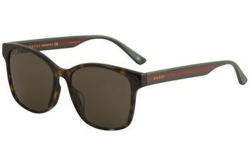 f9c99117169d3 Gucci Men s GG0417SK GG 0417 SK Fashion Square Sunglasses