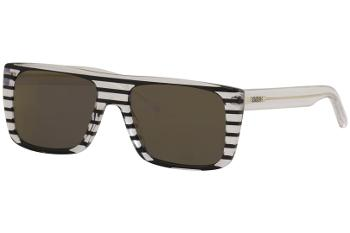 Hugo Boss Men's HG1002S HG/1002/S Rectangle Sunglasses