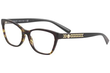 2cf2c649508b Versace Women s Eyeglasses VE3265 VE 3265 Full Rim Optical Frame