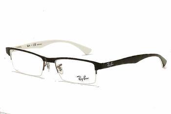 ray ban glasses rimless  ray ban eyeglasses rb7012 7012 rayban semi rimless optical frame /health & beauty/vision care/eyeglass frames/