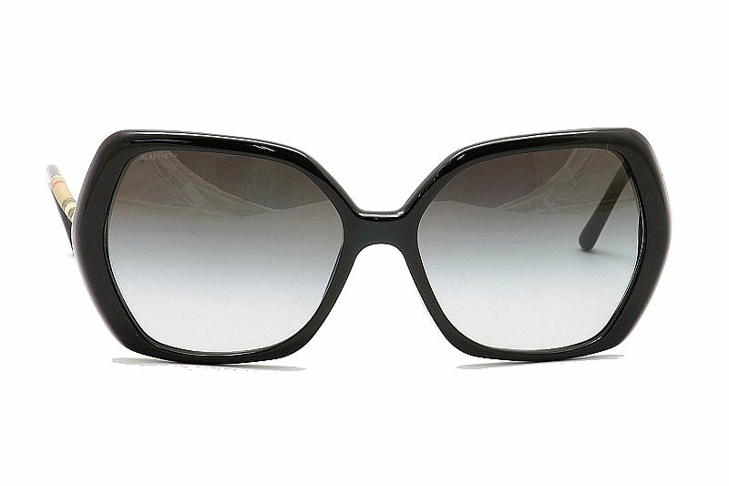 e0bec808afbe Burberry Women's BE4122 BE/4122 Square Sunglasses 60MM by Burberry