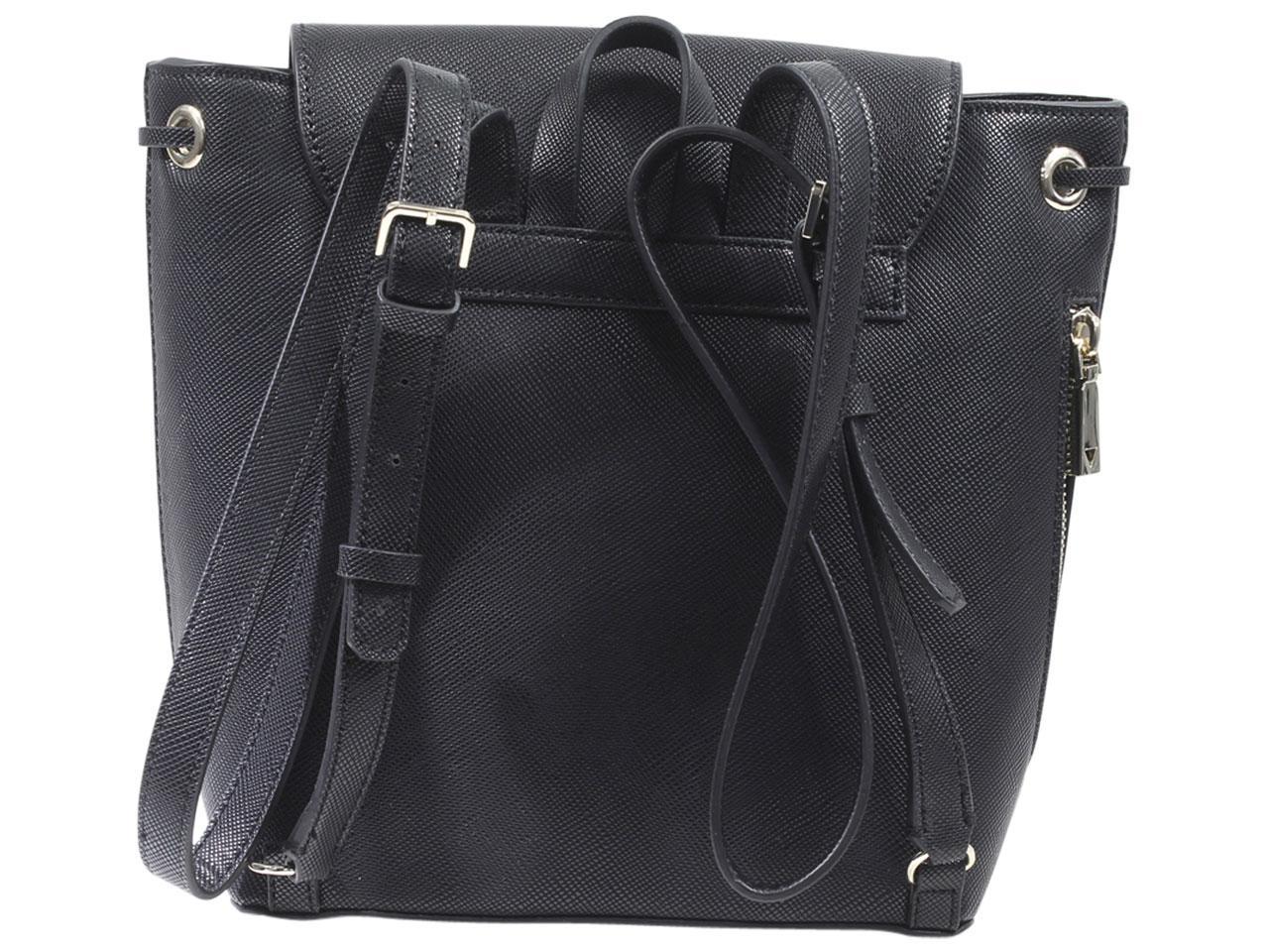 Guess-Women-039-s-Varsity-Pop-Pin-Up-Backpack-Bag thumbnail 8