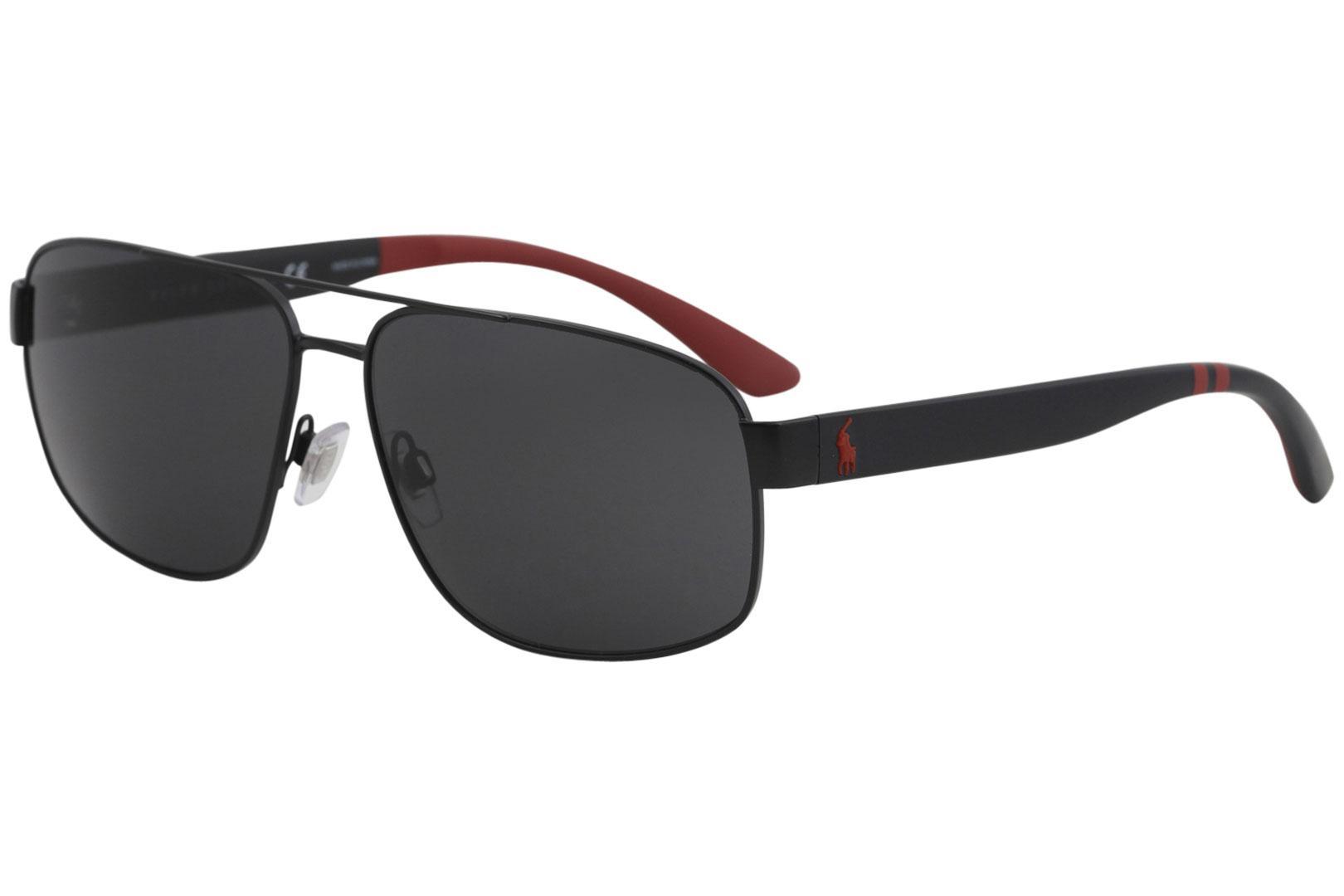 71b89d75dce Polo Ralph Lauren Men s PH3112 PH 3112 Fashion Pilot Sunglasses